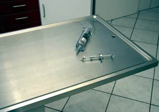 Cleanroom Table