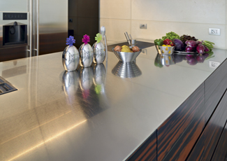 Stainless Steel Kitchen Island La Mesa, CA