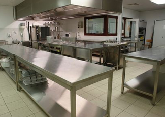Nice Nsf Commercial Kitchen